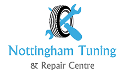 Repair car Logo
